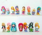 Party Pop Teenies Popteenies. Doll And Others Lot Of 15