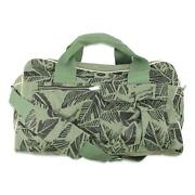 Rvca Solstice Travel Duffle Bag Army Fade One Size New