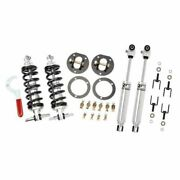Aldan American 300124 Front And Rear Suspension Package - 450 Lbs./in. Front New