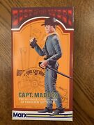 Marx Johnny West Canadian Best Of The West Captain Maddox Repro Box Only