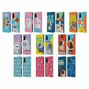 The Secret Life Of Pets 2 For Petand039s Sake Leather Book Case For Samsung Phones 2