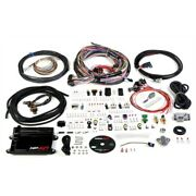 Holley 550-605 Hp Efi Ecu And Harness Kit, Universal, Unterminated