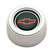 Gt Performance 11-1522 Gt3 Hi-rise Chevy Bowtie Horn Button Polished
