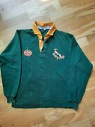 South Africa Spingboks 1992-94 Home Rugby Jersey
