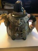 Pottery Place Witch Teapot