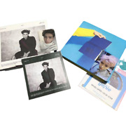 Shinee Jonghyun Solo Album Base And She Is 2 Types Set With Photocard K-pop