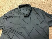 Nike Dri-fit Tiger Woods Collection Polo Golf Shirt Cu9784 070-multiple Sizes