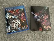 Persona 5 Strikers With Steel Book For Ps4 And Original Content Code.