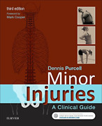 Dennis Purcell-minor Injuries Uk Import Book New