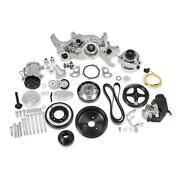 Holley 20-190p Premium Mid-mount Ls7 Complete Accessory System