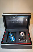 Baume And Mercier Shelby Cobra 1963 Ltd Edition - Box/car/cards/outer - July 2018