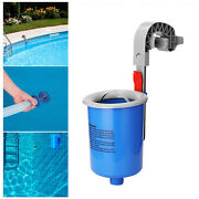 Wall-mounted Swimming Pool Skimmer With Filter Pump For Cleaning Pools