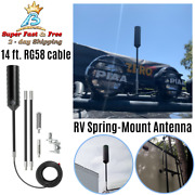 Electronic 4g Truck Rv Phone Antenna Cellular Signal Booster Sma Male Connector