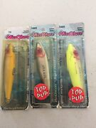 3-mirrolure Floating Topwater Fishing Fish Bait Lure 74mr 18 74mr Ch 7m 19