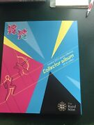 London 2012 Olympics 50p Sports Collection Complete Set. 29 Different 50 Pence