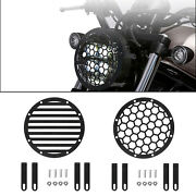 Iron Headlight Grill Cover For Honda Cmx500 300 17-20 Parts Accessories