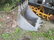 Never Used Digging Bucket For Excavator Or Backhoe Maybe Volvo