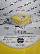 Euroline Height Safety Device - 32 10/12ft Rope Ncs10 Ns 10