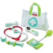 Fisher-price Medical Toy Set With Doctor Health Bag