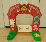 Fisher Price Laugh And Learn Farm Songs Music Sounds Activity Interactive Center