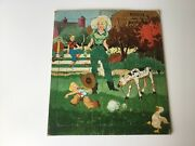 Vintage Antique Tray Puzzle Boots And Her Buddies Saalfield Usa 7339