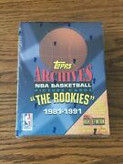 1993 Topps Archives Basketball Box - Factory Sealed The Rookies