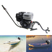 15hp 4stroke Outboard Motor Fishing Boat Gas Engine Single-cylinder 420cc Usa