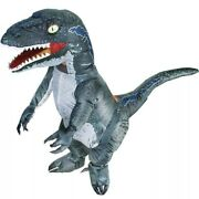 T-rex Inflatable Dinosaur Costume Halloween Cosplay Blow Up Kid And Adult Outfit