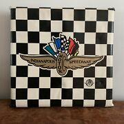 Indianapolis 500 Indy Speedway Racing Cushion Stadium Seat Checkered Flag