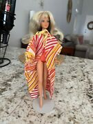 Suntan Tuesday Taylor Doll By Ideal In Original Outfit 1977