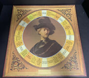 Masterpiece Art Auction Game Replacement Parts Pieces Game Board Only 1970 Pb