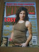 Wizard Comics Magazine 180 Oct 2008 New/sealed Cover 1 Lost