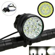 Super Bright T6 Led Front Bicycle Head Light Bike Lamp Taillight