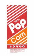 Gold Medal Products 2053 Popcorn Bags, 1 Oz., 1000-piece