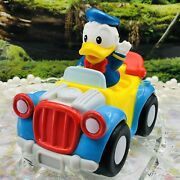 Fisher Price Little People Disney Bouncing Donald Duck Magic Of Disney Mickey