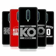 Official Wwe Kevin Owens Soft Gel Case For Google Oneplus Phones