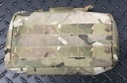 Molle Ii Multicam Utility Pouch V.2 Eagle Industries