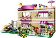 Lego Friends Olivia's House 3315 Retired Complete, No Instructions No Box.