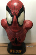 Sideshow Spider-man Life Size Bust No 9 Of 250