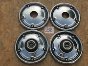 1969-82 Chevy Pickup 4x4 Truck Blazer Jimmy 15 Wheel Covers Hubcaps Set Of 4