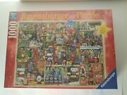 Ravensburger 1000 Puzzle Limited Edition The Christmas Cupboard Sealed Nib 2015