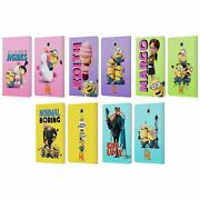 Official Despicable Me Gruand039s Family Leather Book Case For Samsung Galaxy Tablets