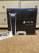 New Sony Playstation 5 Ps5 Digitalandnbspedition Console⚡️ships Free And Fast 💨