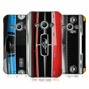 Official Ford Motor Company Classic Mustang Grille Gel Case For Samsung Phones 4