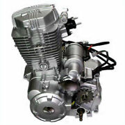 Cg250 Vertical Engine For Atv Motor With Manual 5-speed Transmission 200cc-250cc