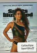 2021 Sports Illustrated Swimsuit Issue Si Naomi Osaka Subscription Copy