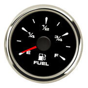 Electrical Fuel Level Gauge 0-190ohm- Universal Oil Meter E-1/2-f Indicating