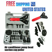 Car Air Conditioning Disassembly Cold Pump Head Suction Cup Puller Repair Tool