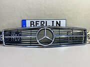 Mercedes Benz C126 Sec Coupe Front Radiator Grille A1268800385 Genuine New