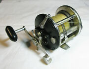 Penn 209 Level Wind Saltwater Reel, Star Drag, Right Handed, Smooooth - Euc